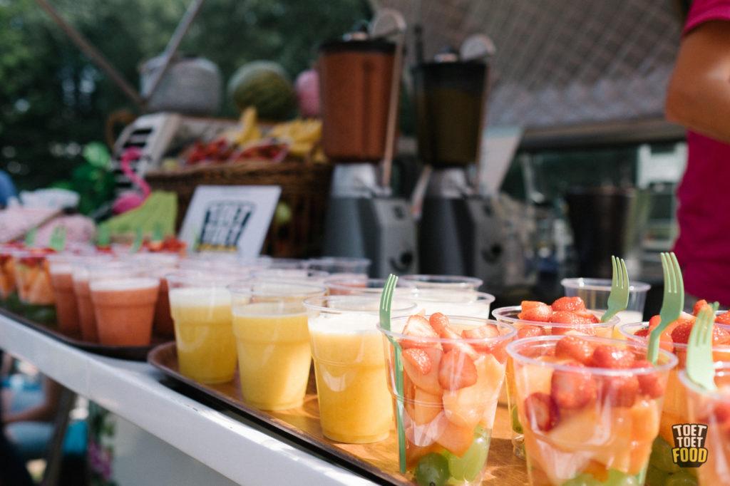 boek een smoothiebar voor jouw evenement